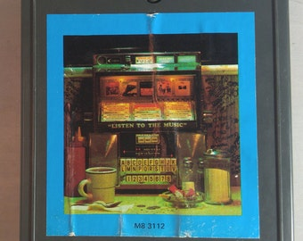 Doobie Brothers Best  of the Doobies Vintage 8 Track Tape