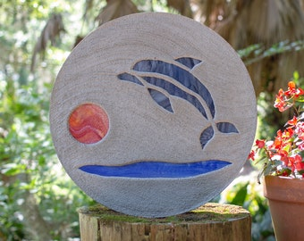 Dolphin Porpoise Stepping Stone # 852