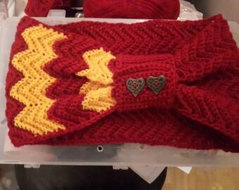 Hogwarts house #scarf