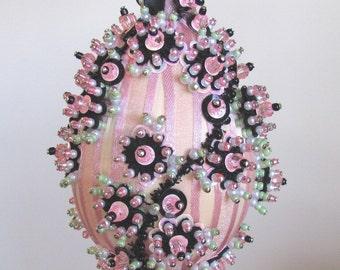 """Beaded Easter Ornament Kit """"Fiona"""""""