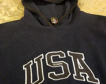 Olympic USA pull over hoodie