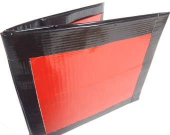 Duct Tape Wallet BiFold