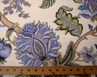 Triple Crown Bluebell Kaufmann Fabric