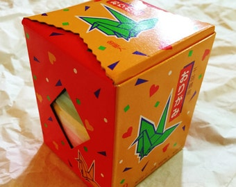 Origami Paper - Senbzuru (1,000 paper cranes) kit, 1,002 sheets of 5.7cm (approx. 2.25 inch) origami paper