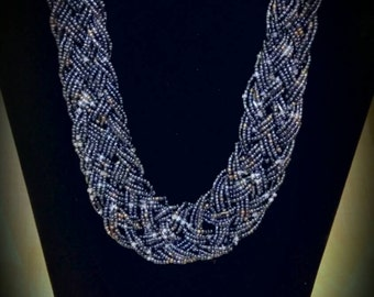 After Life Accessories Repurposed The Garland Necklace