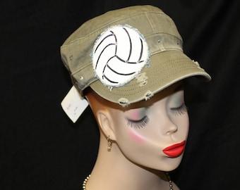 Volley Ball Cadet Hat
