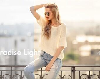 Paradise Light - Lightroom Preset INSTANT DOWNLOAD