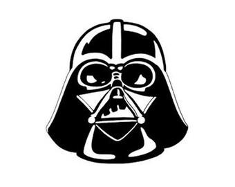 Star Wars Darth Vader Vinyl Decal