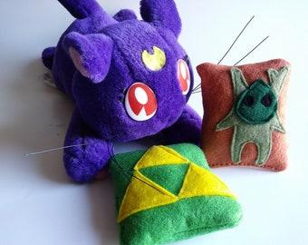 Legend of Zelda Catnip Cat Toys