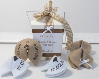 Fortune Cookies for special moments
