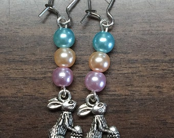 Easter Bunny Dangles