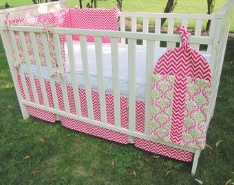 Custom Made Maddison Nursery Bedding Set