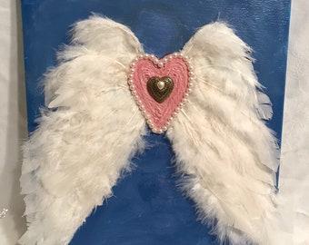 Love on Angel Wings