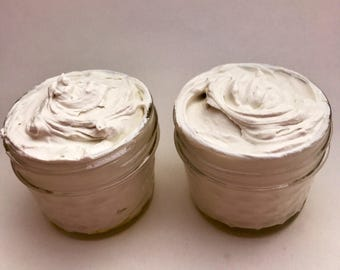 Sparkle Butter -whipped body butter with shimmer tint-