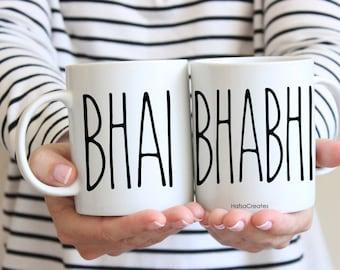 Bhai and Bhabhi. Brother Gift. Anniversary gift