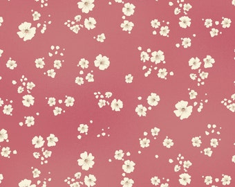 Welcome Home Collection One, rose baby's breath MAS8368-R, by Jennifer Bosworth for Maywood Studios