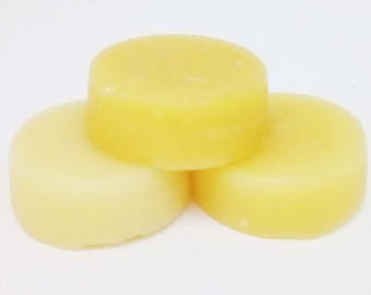 Individual Cake Beeswax for Crafts, Sewing wax, thread wax, Coiling Supply, Sewing Supply, Notion, Thread Conditioner