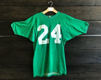 Vintage 70s Wood River Football Jersey