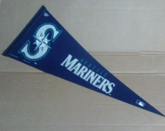 Seattle Mariners Pennant - Full Size