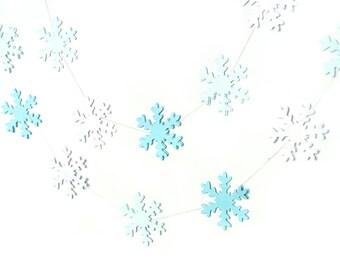 Snowflake Party: Garland