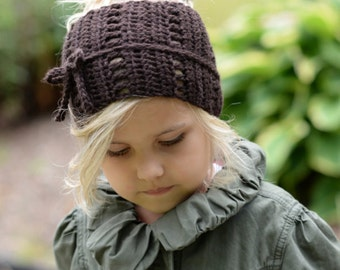 CROCHET PATTERN-The Valeiya Warmer (Toddler, Child, and Adult sizes)