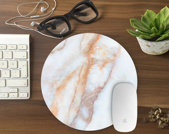 Mouse Pad Marble, Marble Mousepad, Mouse Mat Marble print Mouse Pad Office Mousemat Rectangular Mousemat Mousepad marble design - T80493