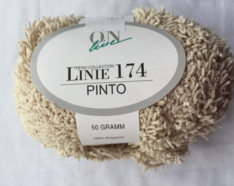OnLine Trend Collection LINIE174 PINTO Color 0011 Novelty Looped Eyelash
