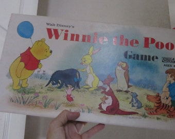 walt disney's winnie the pooh game