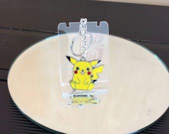 Pikachu keyring