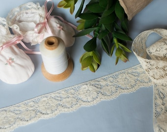 "English Lace (LENG1EDG133) 1"" Edging"