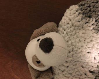 Child's crochet hat