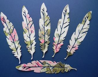 Anna Griffin Die Cut Feathers (279-D)
