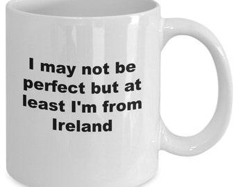 From ireland