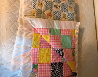 Love Bunny Childs Quilt