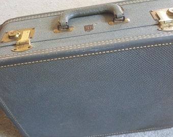 US Trunk Co, Vintage Luggage, 1960s vintage travel, luggage