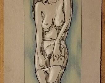 Art. Drawing