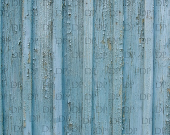 Peeling Paint Blue Digital Background, Wallpaper,Food Photography Backdrop, Graphic Design, Printable, Backdrop Photography, Wooden