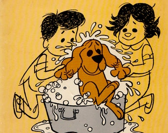 How to Care for Your Dog by Jean Bethell, illustrated by Norman Bridwell
