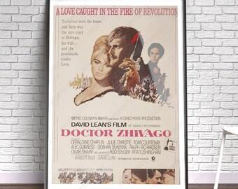 Doctor Zhivago - Film, Movie, Poster