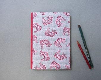 Tigers notebook / memo book Tigers