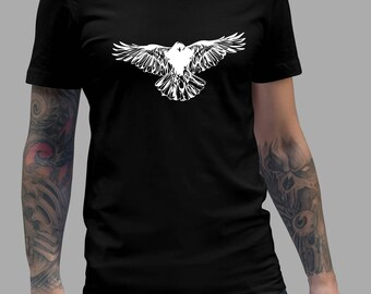 Evil Crow Shirt #R