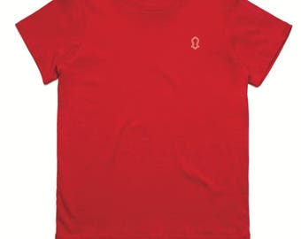 Red Sandala Youth Tee