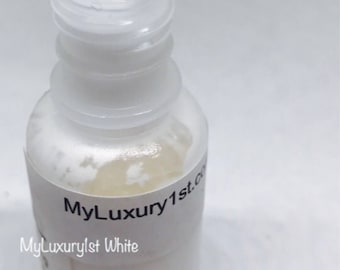 White Color Cold Process Soap Making Liquid Colorant DIY lotion creams and lip pigment colour coloring Titanium Dioxide Oil