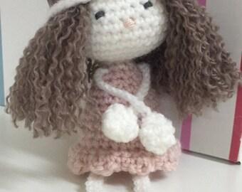 Crochet Mini Doll