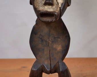 African zimba statue  from   (DRC) Congo