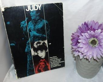 Vintage Judy Garland Films and Career book PB Joe Morella 1969