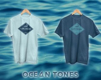 OCEAN TONES TEE