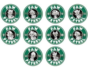 Paw Patrol - Starbucks