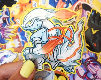 Kyurem White Sticker