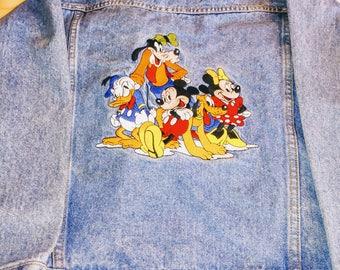 Disney Kids Jean Jacket